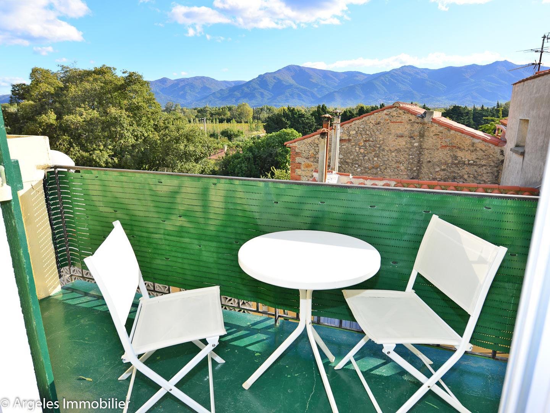 Vente achat maison de ville avec garage terrasse et balcon for Achat maison de ville