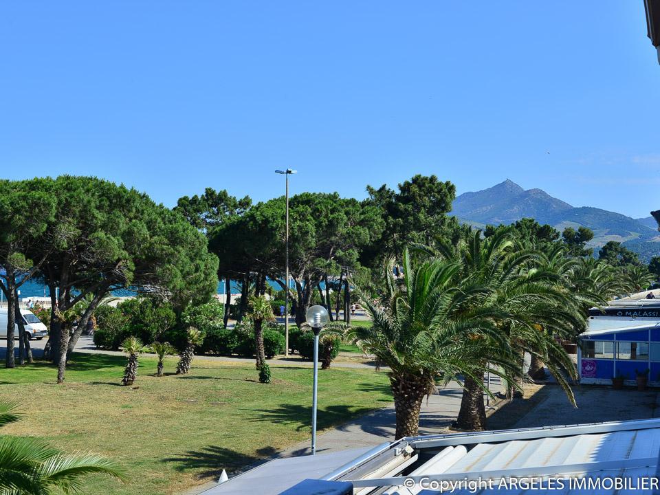 Artement à Argelès Sur Mer De Vacances Pour 4