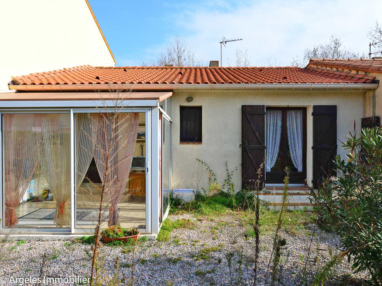 Vente maisons et villas argeles sur mer les alb res for Achat maison brix
