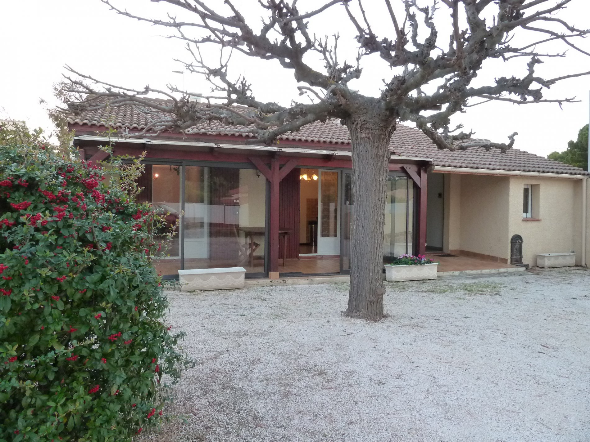 Vente achat maison 1 mitoyennete de plain pied saint andre for Achat maison plain pied