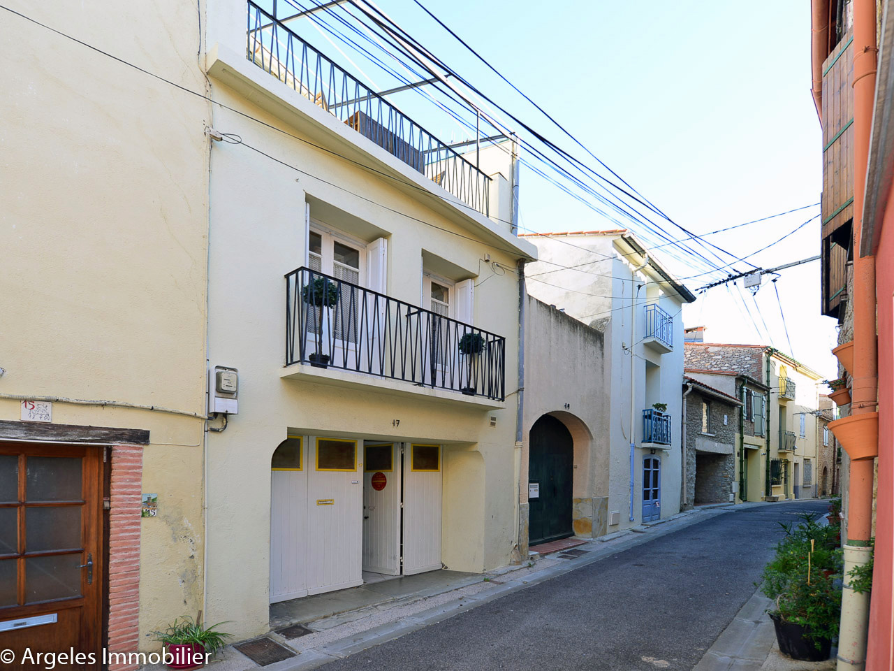Annonce vente maison argel s sur mer 66700 42 m 99 for Garage ford argeles sur mer